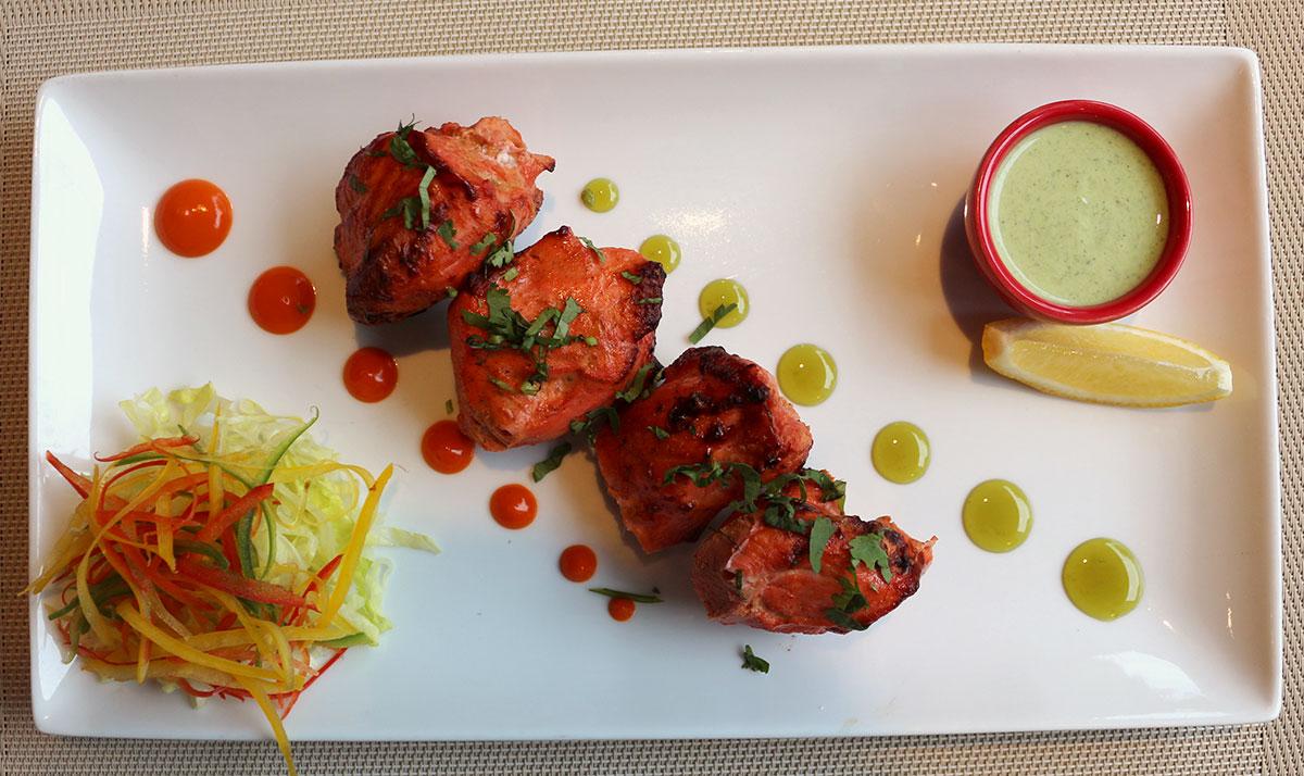 Shanti restaurant lausanne indien